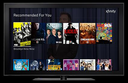 Xfinity Internet Home Phone And Tv Digital Transformation Internet Tv