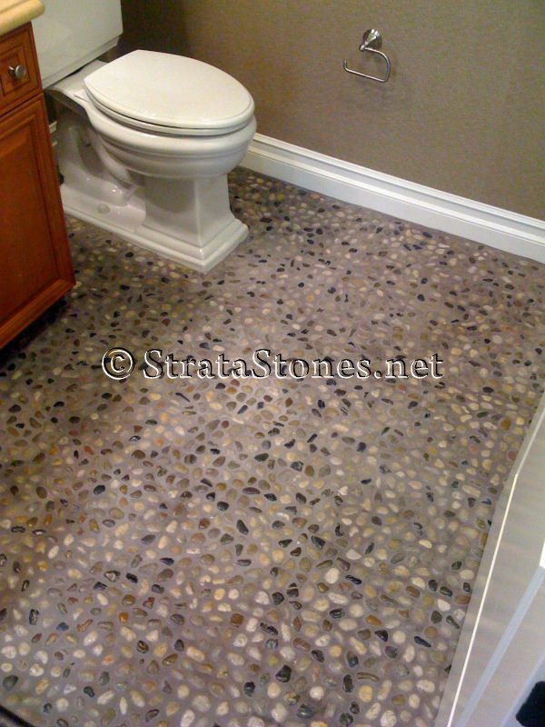 Shower Floor?   House Tips   Pinterest   Pebble Tiles, Redo Bathroom And  Grey Grout