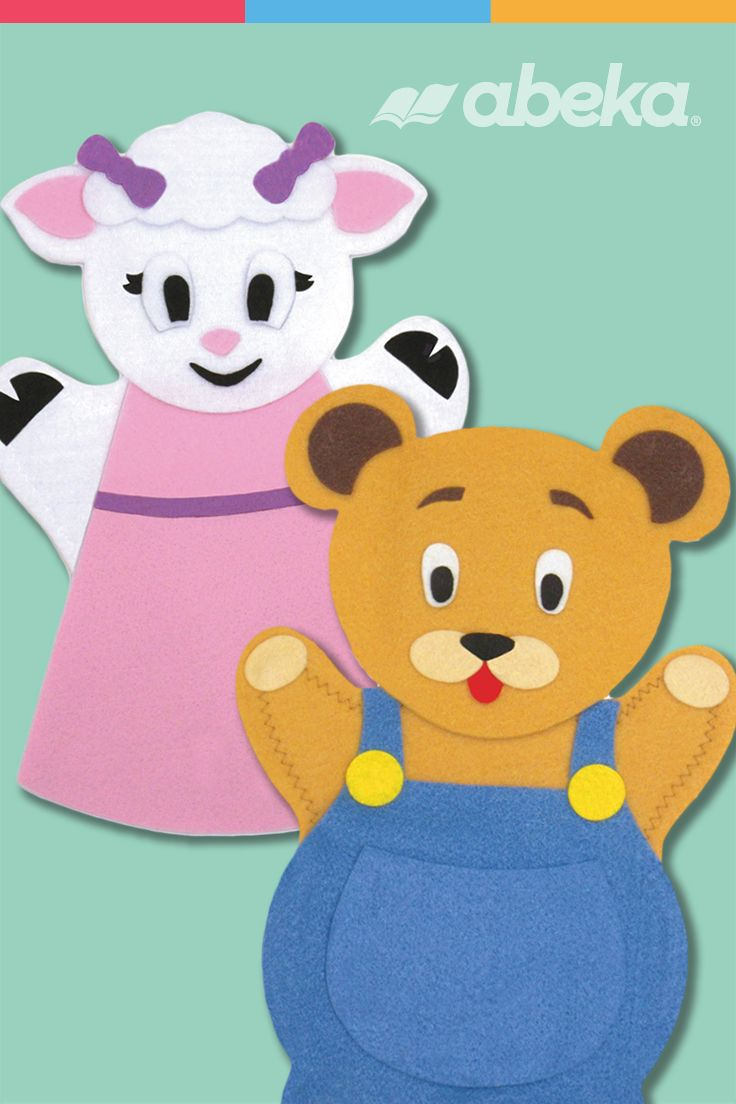 Workbooks rod and staff workbooks : Let Amber Lamb and Button Bear help your preschooler get a head ...