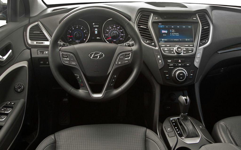 2015 Hyundai Santa Fe interior | Stuff I Love | Pinterest | Cars ...