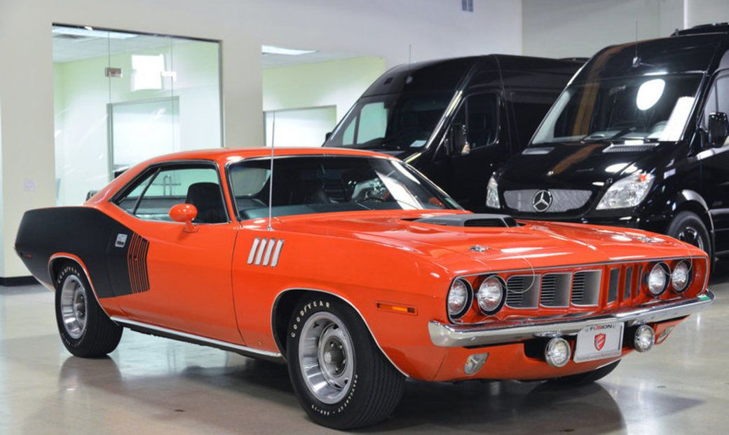 1971 Plymouth Cuda in Los Angeles CA United States for sale on ...