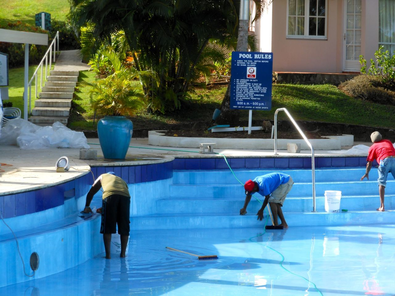 Water Sanitization: A Prerequisite for Pool Maintenance | Swimming ...