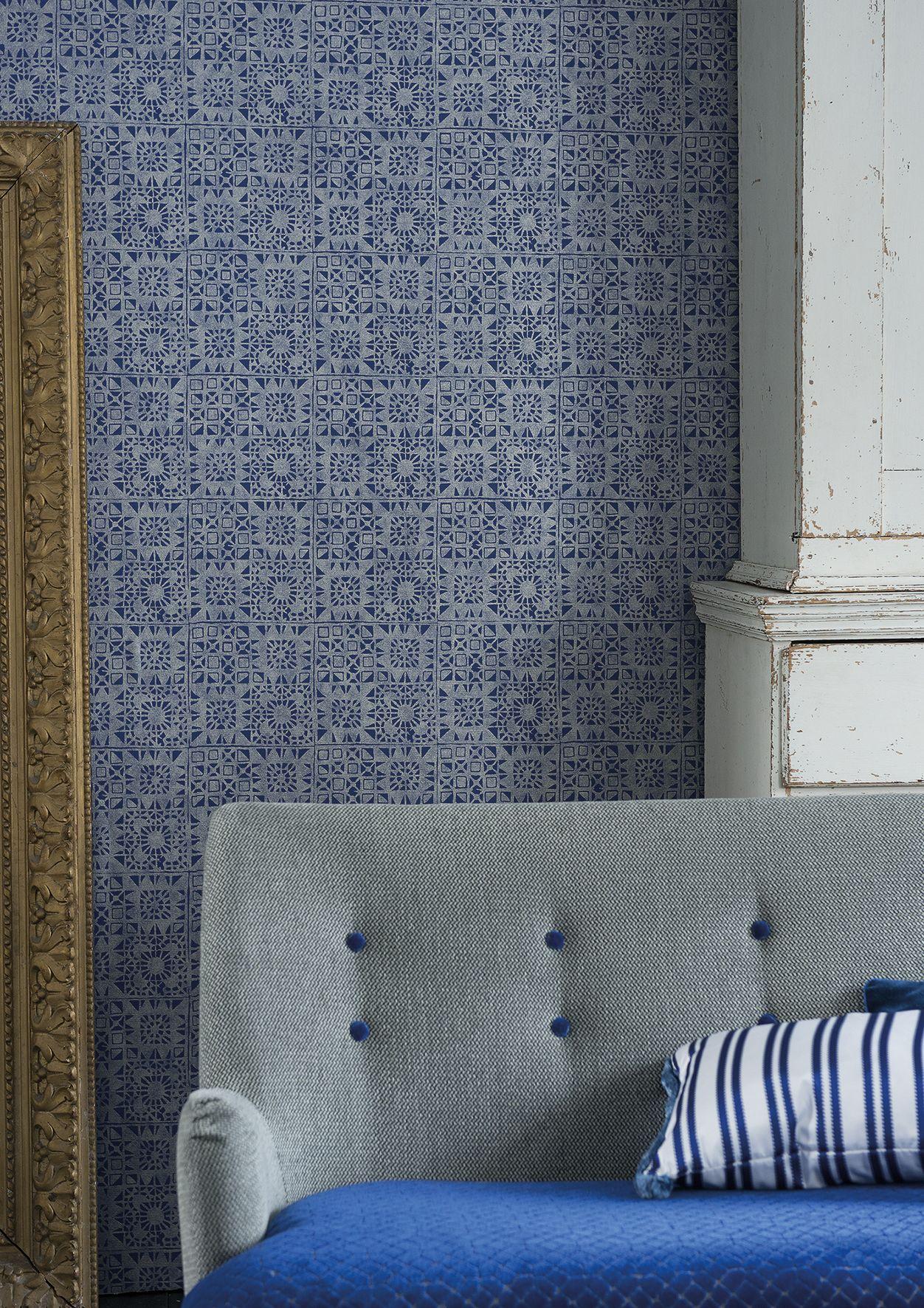 Designers Guild Serego Wallpaper