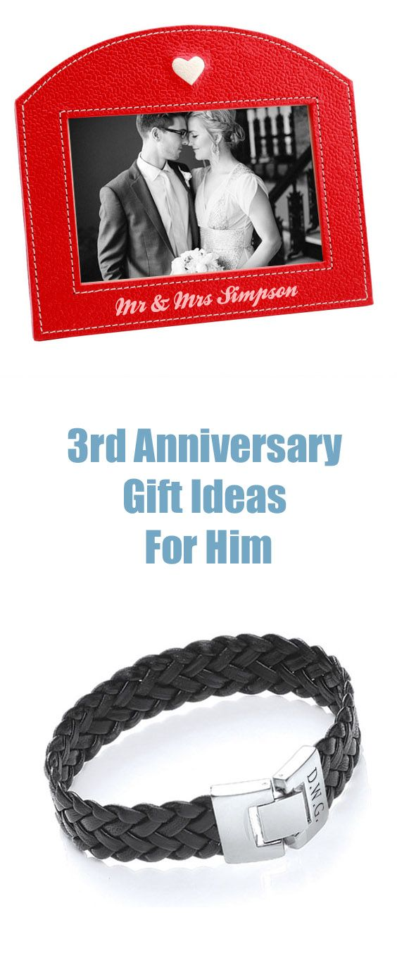 3rd Anniversary Gifts For Him Are Traditionally Made From Leather