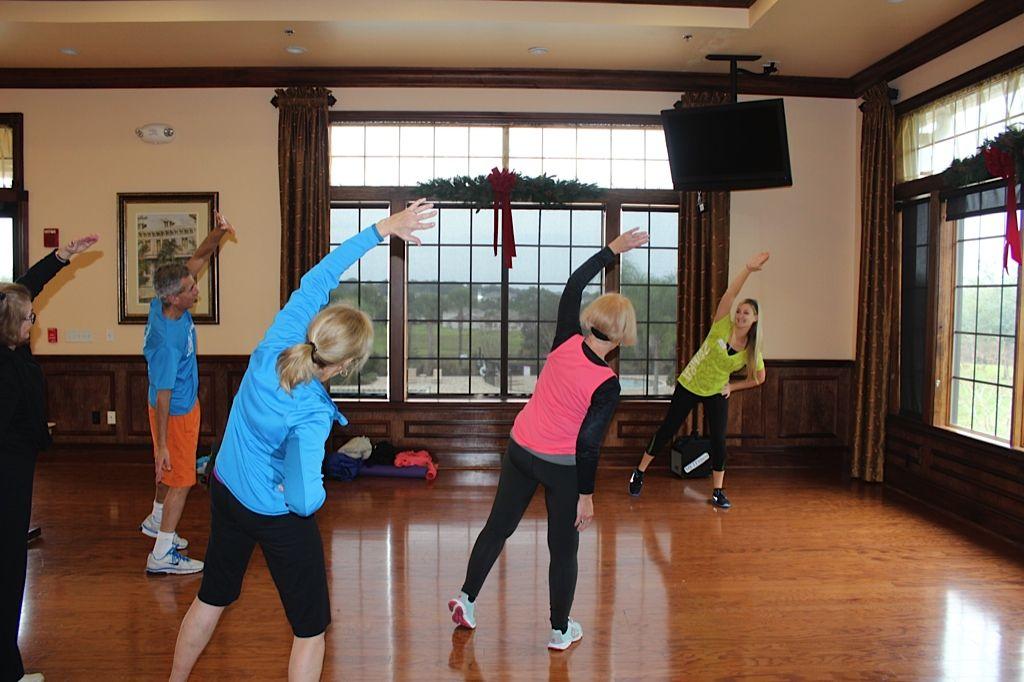 Starting Zumba Classes at Stoneybrook Hills soon! Free