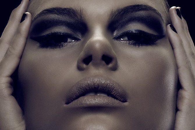 Photography by Rogerio Mesquita make up beauty