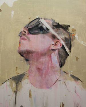 "Saatchi Art Artist Lou Ros; Painting, ""BD6 ( EXHIBITION )"" #art"