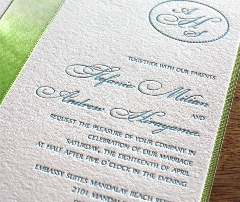 Wedding Invitation Etiquette Wording Br Including Parents Names