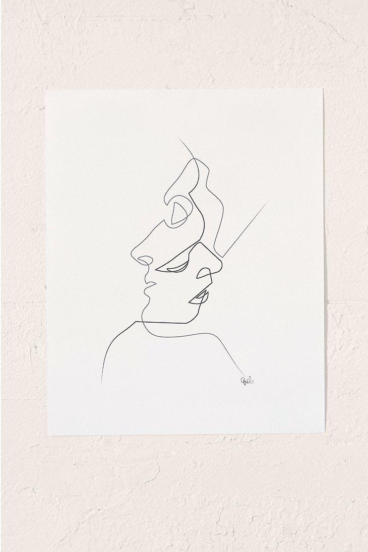 9d8121876f9 Quibe Close Art Print