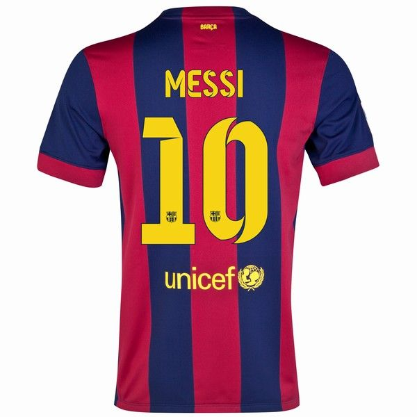 premium selection 70bfe 182ec Lionel Messi #10 Barcelona 15/16 Home Jersey | My Sports ...