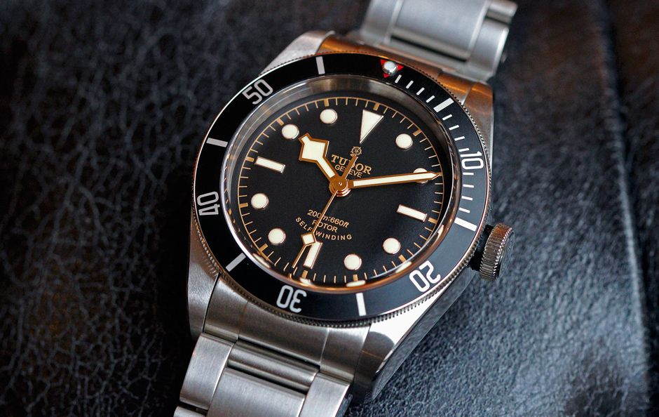 Four years after the release of the tudor black bay retro - Tudor dive watch ...