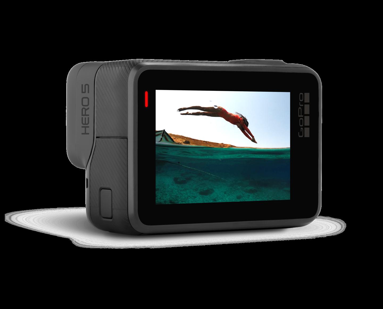 GoPro - HERO5 Black 4K Ultra HD Camera GoPro Hero 5 Black https ...
