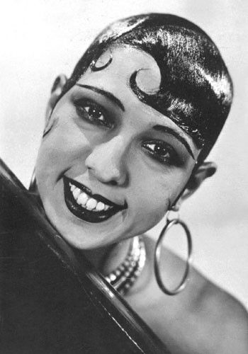 The 30 Most Iconic Hair Styles Josephine Baker Red
