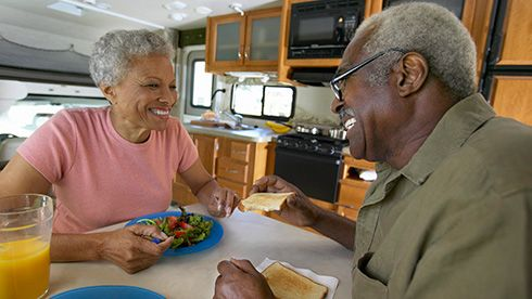 Quick and to the point: What are Proteins, Carbohydrates and Fats?  #Nutrition #BabyBoomers