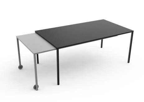 meuble design metal, zef, tables metal, hegoa : matière grise ... - Meuble Design Metal