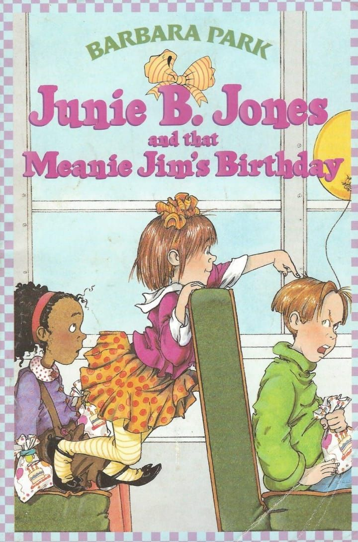 29 Books Every 90s Kid Will Immediately Recognize Junie B Jones Junie B Jones Books Books