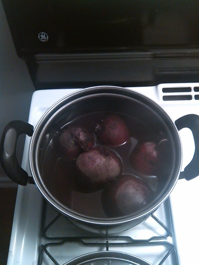 Beets and juice directions steam beets with or without stems