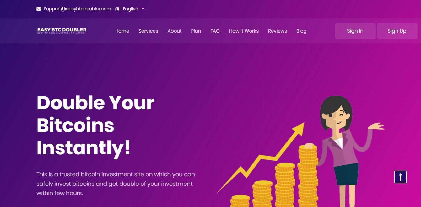 bitcoin doubler site)