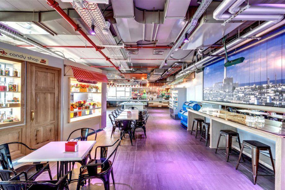 google office tel aviv 30. Google Tel Aviv Looks Like A Fairly Nice Workplace (30 HQ Photos) Office 30