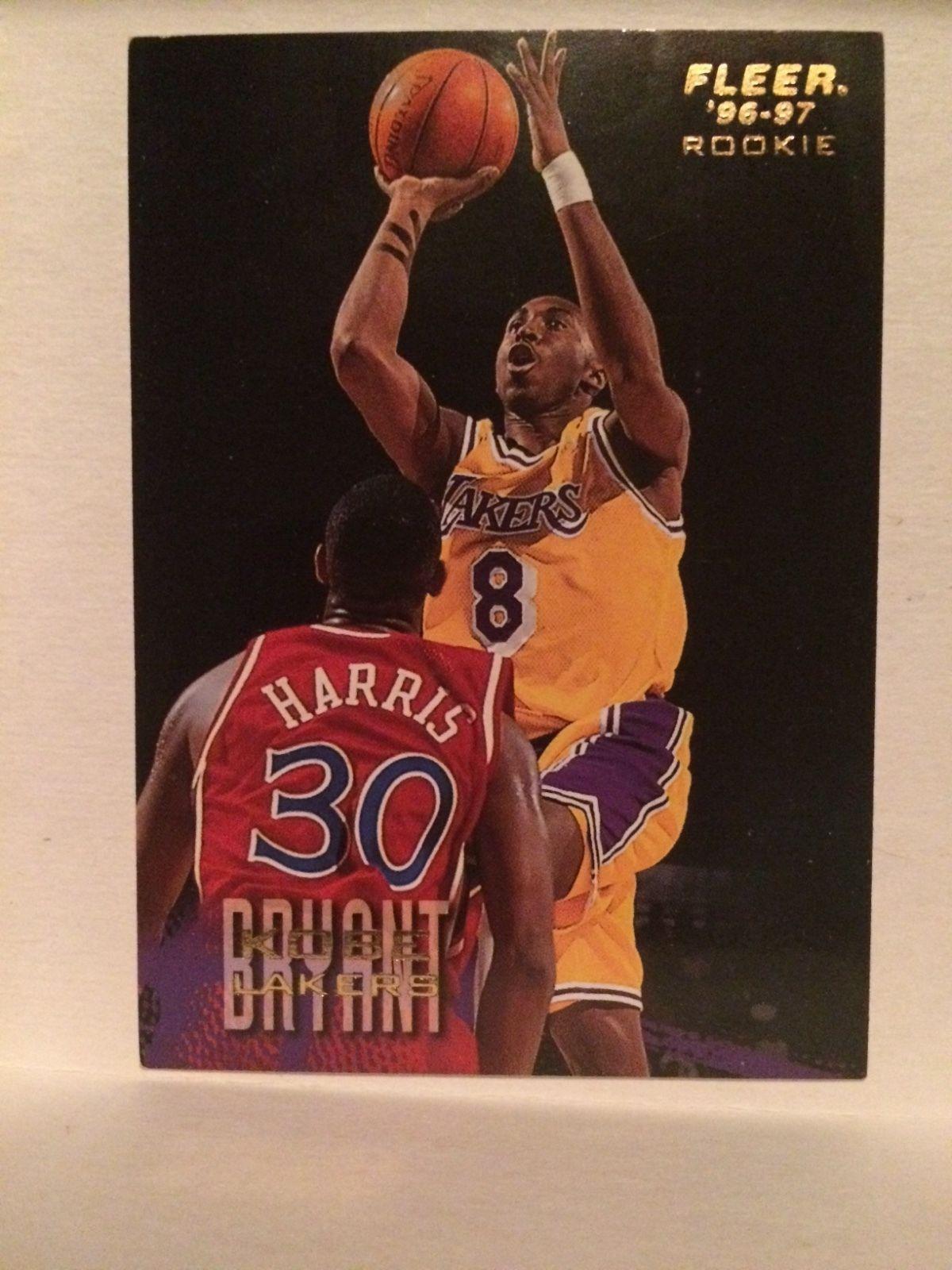 Kobe Bryant Birthday Card