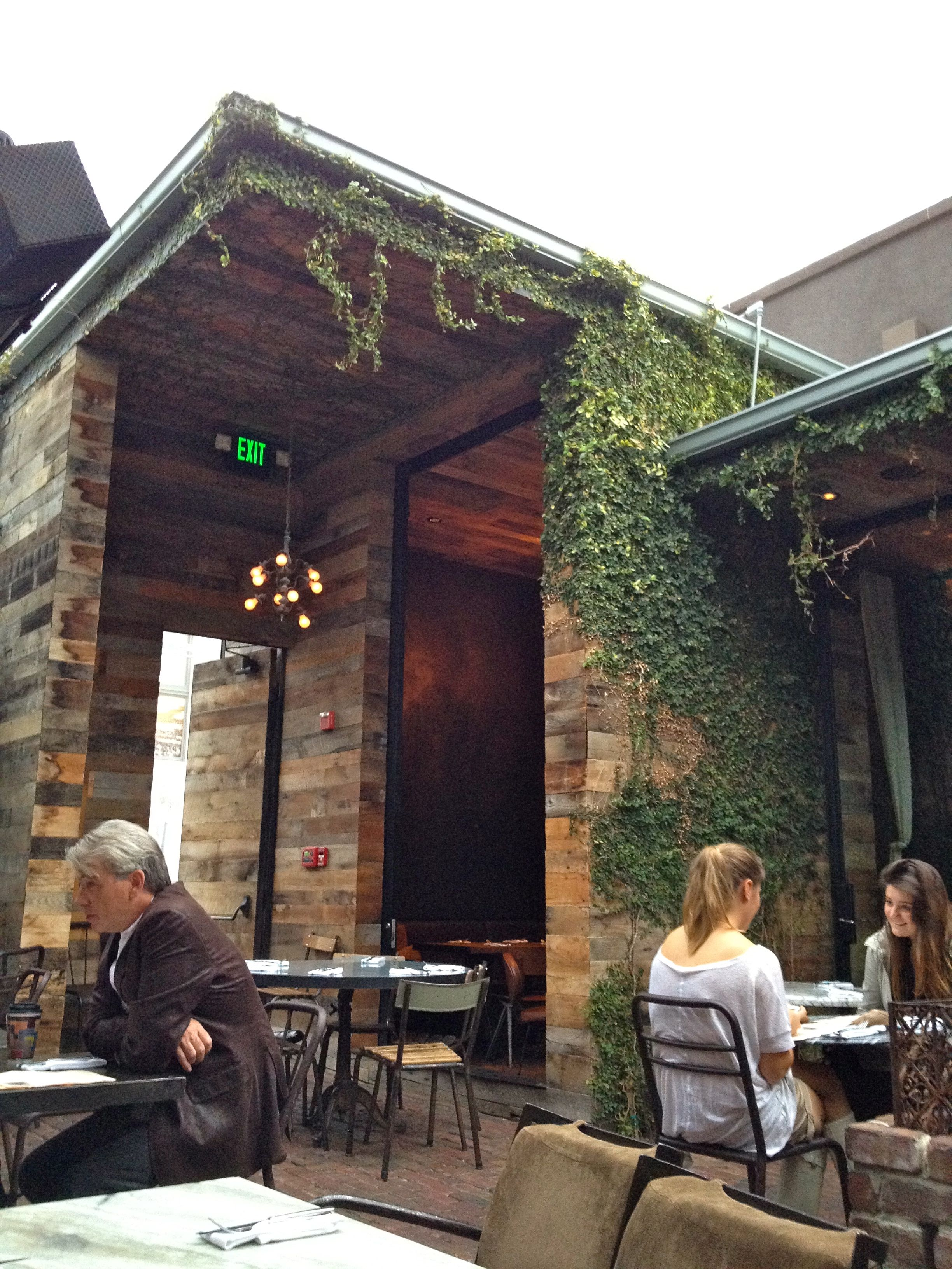 Pin By Caroline Wolf On Outdoor Spaces Landscaping Outdoor Restaurant Outdoor Seating Areas Restaurant Design