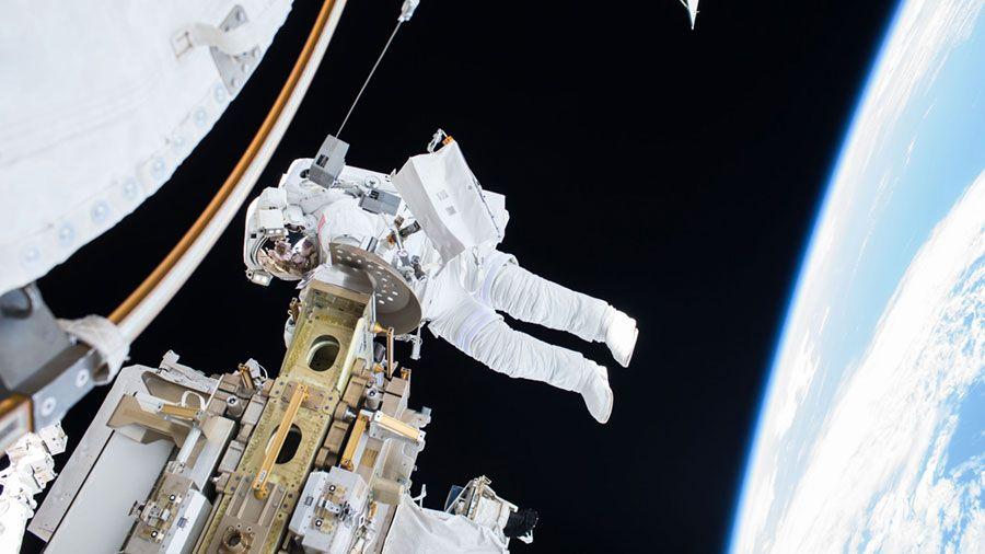 Pin by Aaron Trahan on space stuff Nasa astronauts