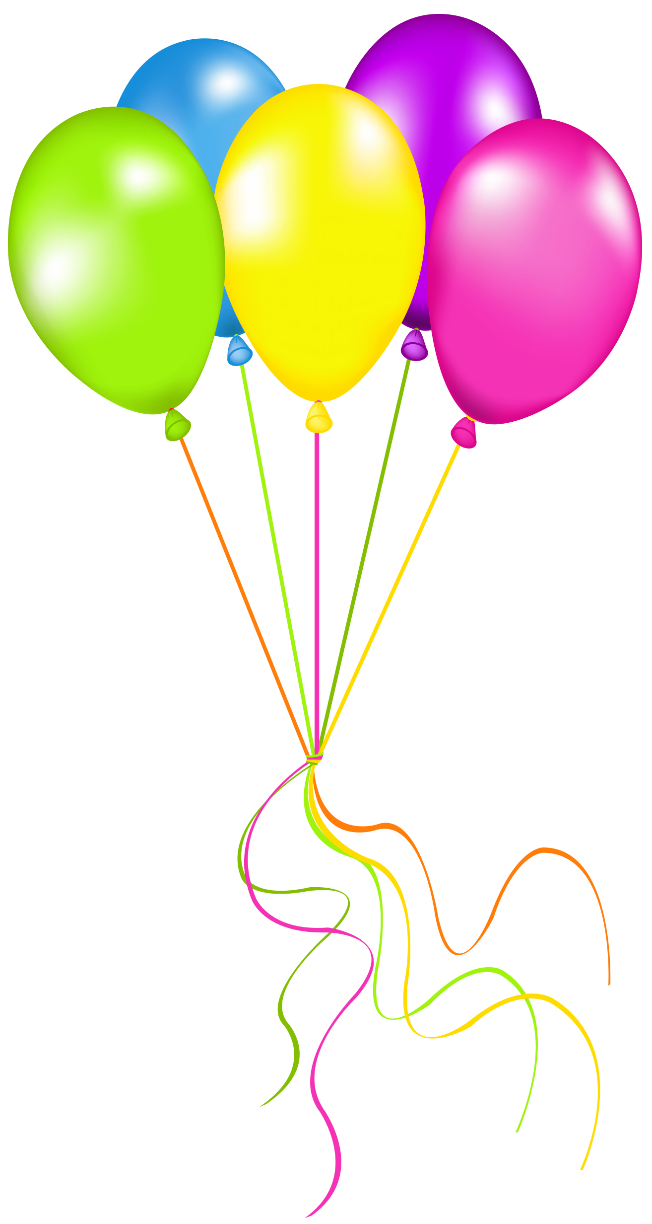 Neon Balloons Png Picture Birthday Balloons Pictures Balloons Balloon Pictures