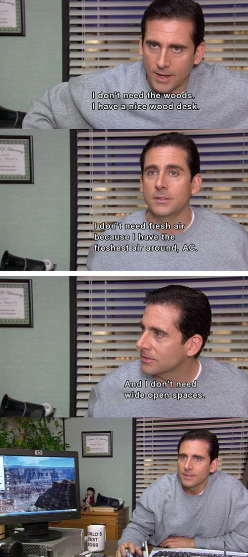 Pin By Amanda C On Tv Showsmovies Pinterest The Office Morning