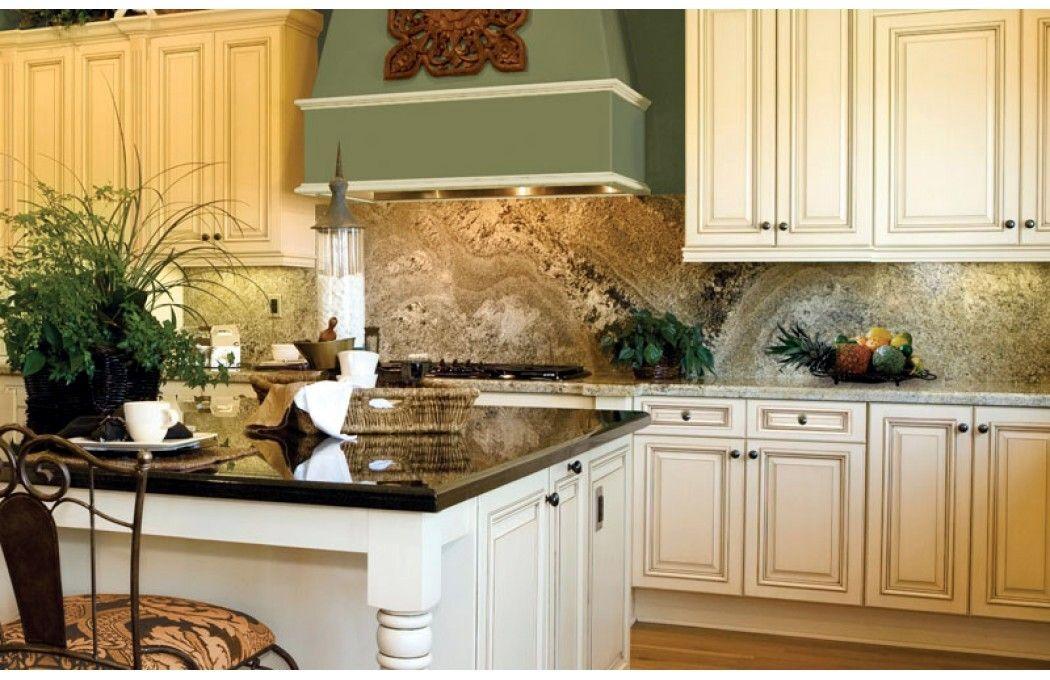 Haven biscuit glaze kitchen cabinets pinterest - Pinterest kitchen cabinets ...