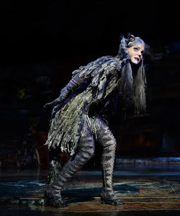 Kerry Ellis Grizabella In Cats At The London Palladium Cats The Musical Costume Cats Musical Jellicle Cats