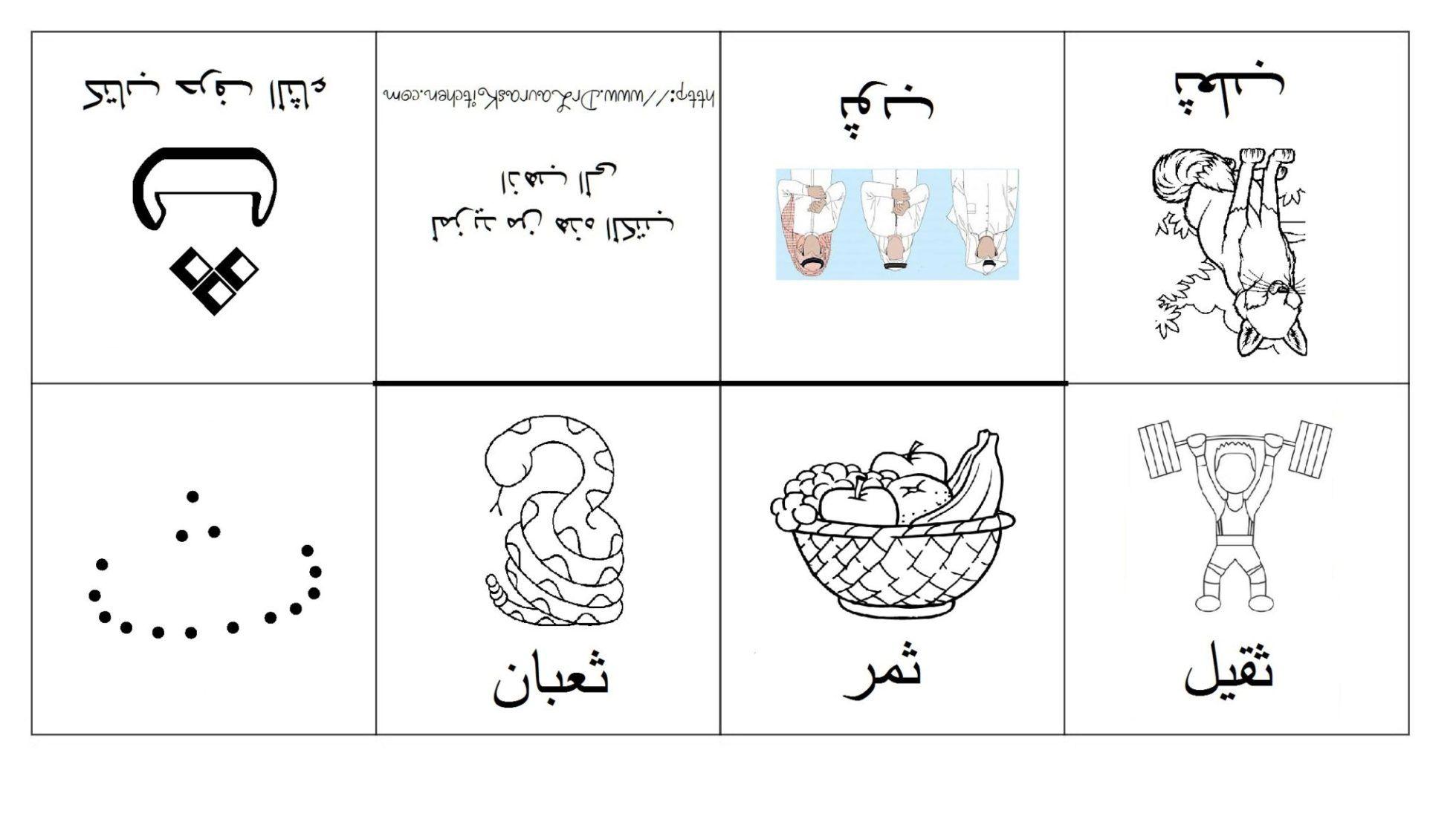 كتاب حرف الثاء Alphabet Book Arabic Alphabet Arabic Alphabet For Kids