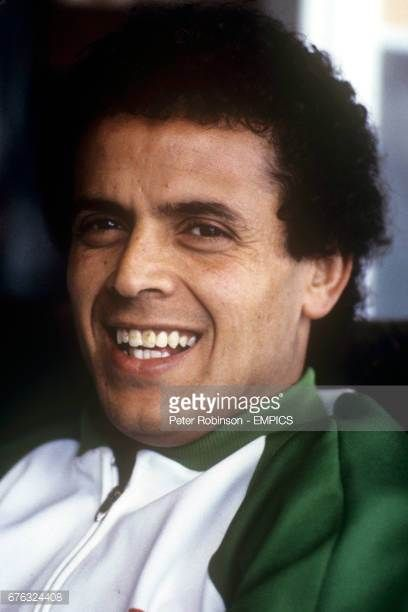 Lakhdar Belloumi Of Algeria Before The Match Against Zambia Football Photo Pictures