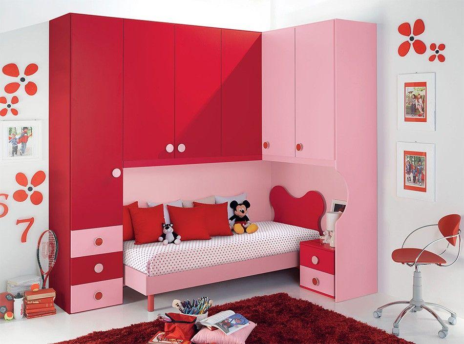 Modern Italian Kids Bedroom Set VV G060 - $3,17500 moveis