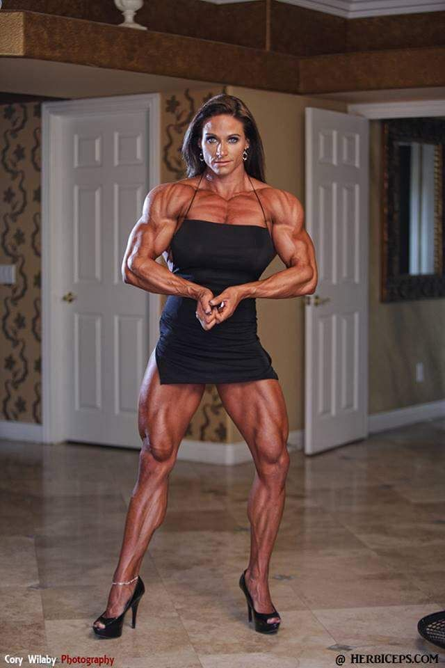 Theresa Ivancik%f0%9f%92%aa%f0%9f%92%84%f0%9f%91%a0%f0%9f%8d%b7 Female Muscle Beauties Muscle Girls Muscle Fitness Bodybuilding Pictures