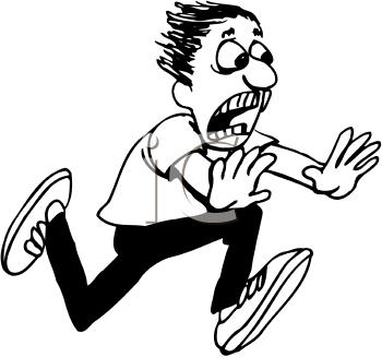 Cartoon Figure Running Google Search Clip Art Scrapbook Creations Something Awful