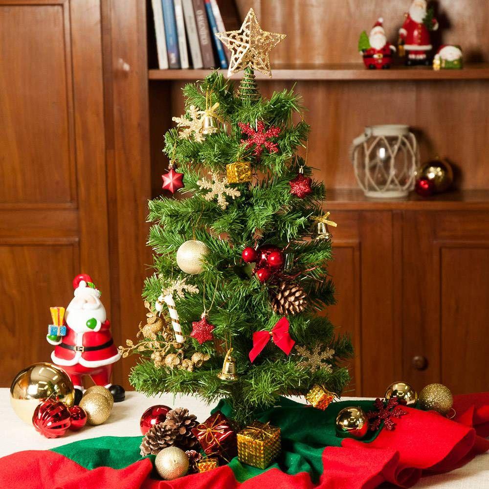 Arvore De Natal Christmas Traditions 60cm Verde Americanas Com