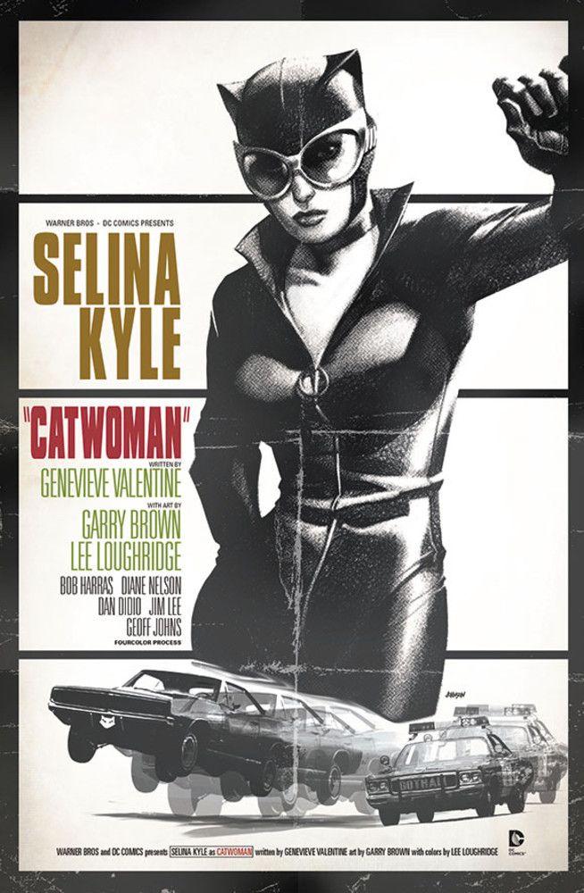 """catwoman """"esprit"""" bullit"""