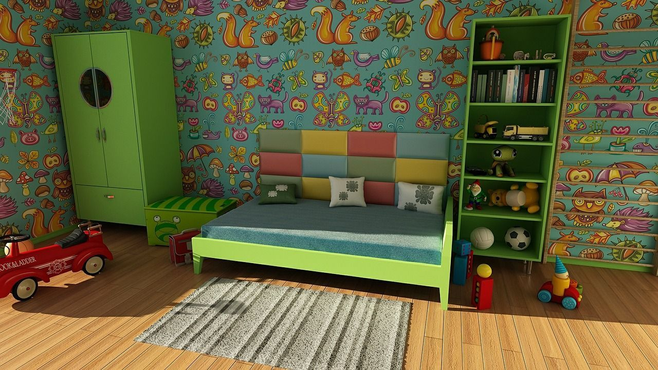Tiendas De Muebles Valencia C Mo Amueblar Una Habitaci N Infantil  # Muebles Talencia