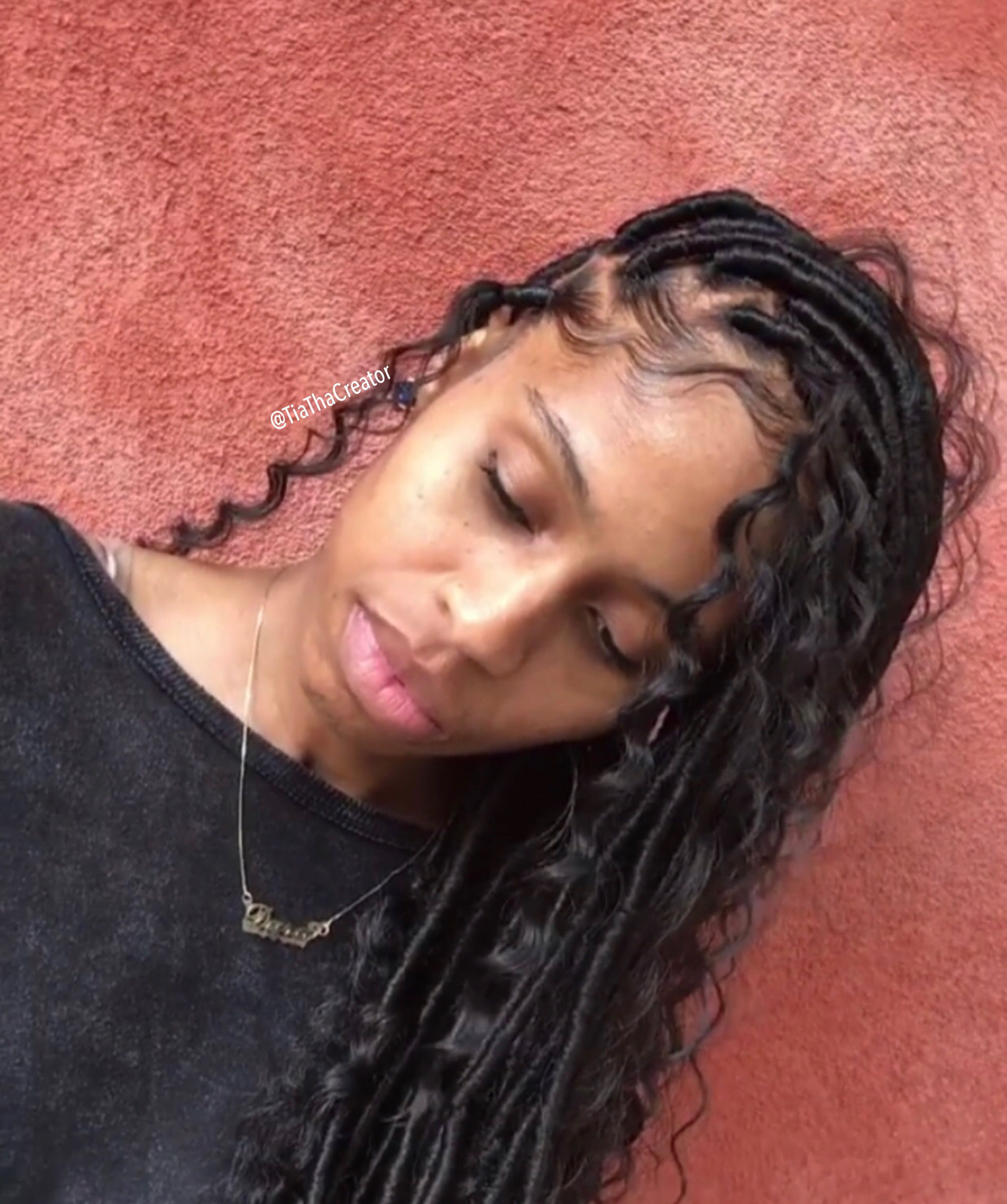 Pin by courtney on my crown pinterest locs faux locs and