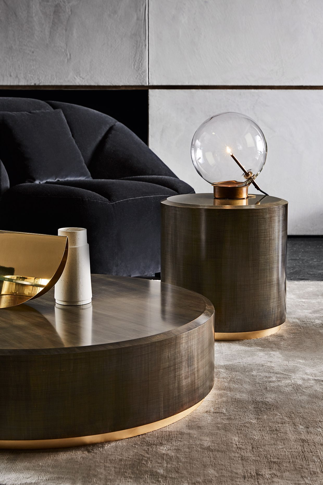 Best Luxury Center Tables You Will Fall In Love With Best Decor For Your Home Round Wooden Coffee Table Table Lamp Design Table Lamp Wood [ 1860 x 1240 Pixel ]
