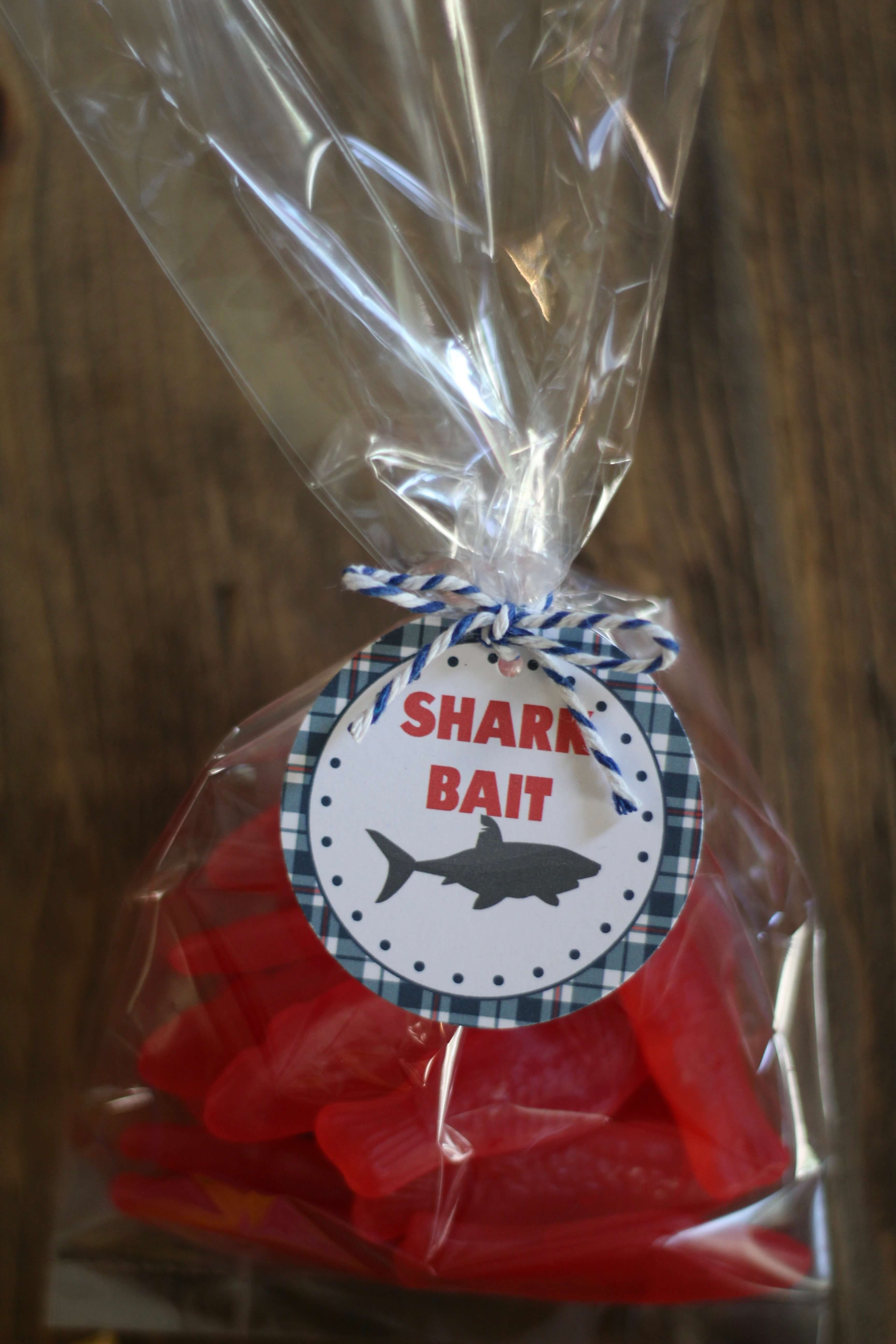 Shark Bait Free Printable Tags   Shark bait, Printable tags and Bait