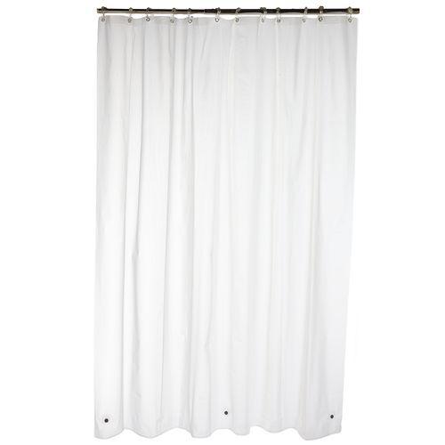 Home Classics Peva Super Soft Shower Curtain Liner Curtains