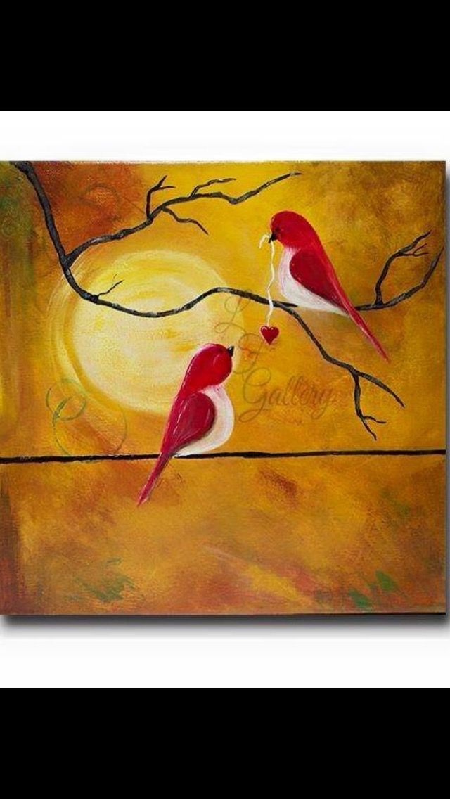 Pin by Judy Roulett on Valentine\'s Day | Pinterest | Paintings ...