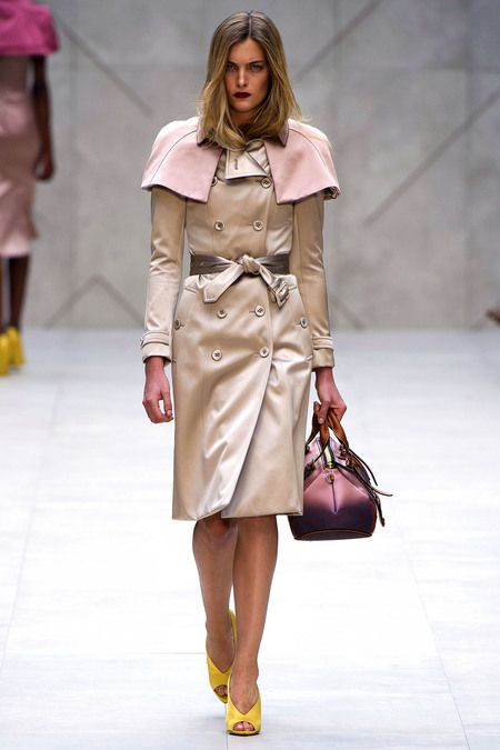 Burberry Prorsum ready to wear spring 2013