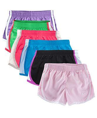 43a37ed170 Dri Fit Tempo Shorts, Little Girls | Kid Clothing | Nike kids, Kids ...
