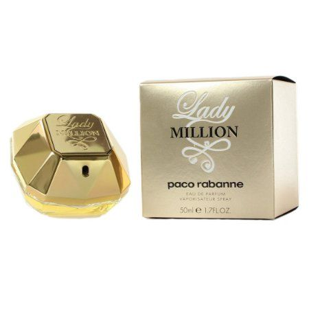 Paco Rabanne Lady Million Eu De Parfum Spray For Women 50 Ml None