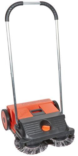 Haaga 255 Manual Double Brush Sweeper 21 Width Carpet Sweepers