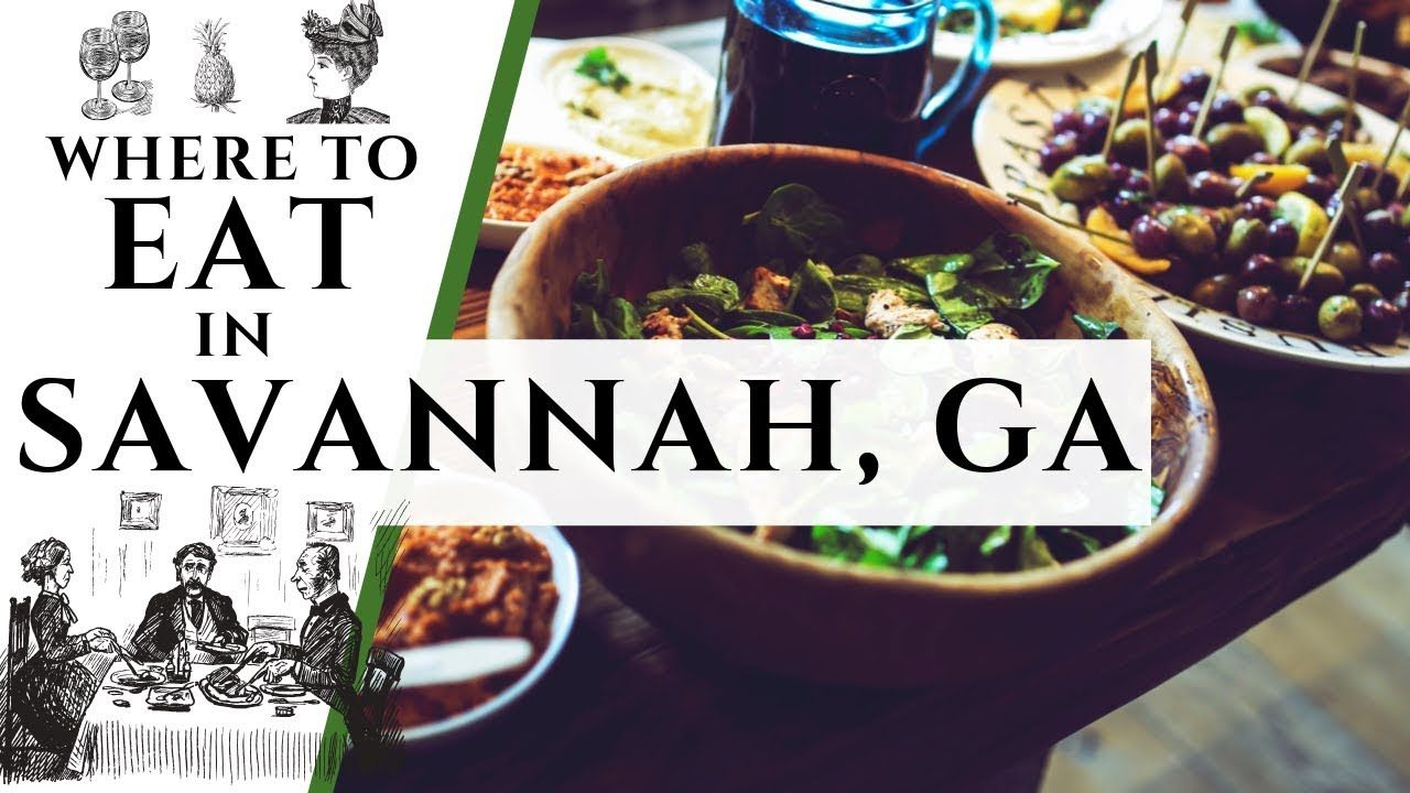 Where To Eat In Savannah Georgia Savannah Chat Eat Duck Diner
