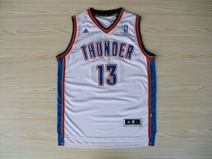cheap for discount 18db0 53272 NBA Oklahoma City Thunder #13 James Harden Jersey | Sports ...