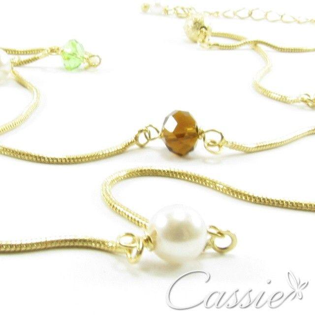 Colar comprido com cristais e pérolas, folheado a ouro com garantia. www.cassie.com.br #cassie #semijoias #instafashion #moda #fashion #trends #estilo #tendência #cute #inlove #acessórios #love #beautiful #me #good #happy